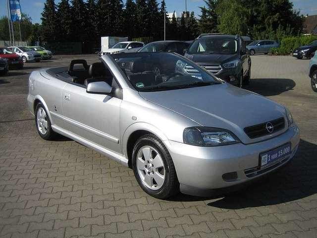 Opel Astra Cabrio Bertone Leder