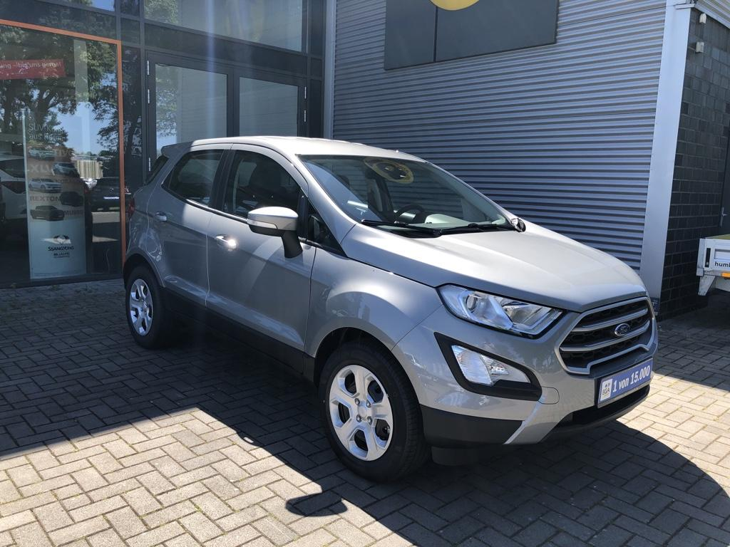 Ford EcoSport Connected   AppleCarPlay Tempomat  Notruf-Assist
