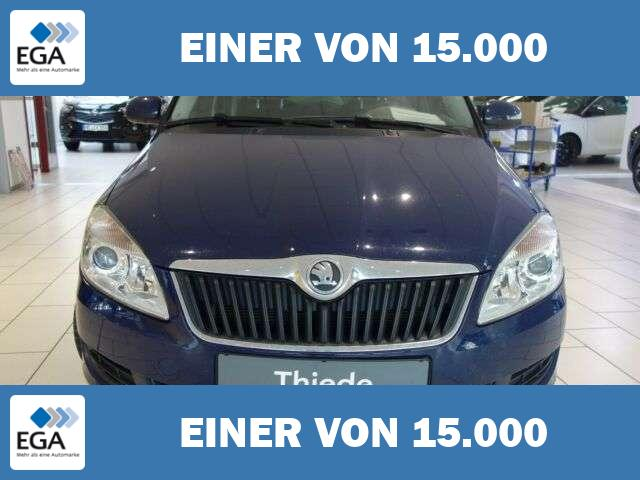 Skoda Roomster 1.2 PLUS EDITION AHK/SHZ/PDC/KLIMA/CD