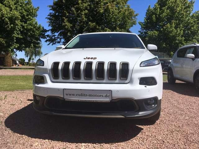 Jeep Cherokee 2.2 Multijet Active Drive I Automatik 75th Anniver