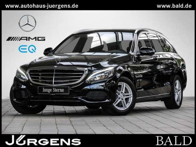 Mercedes-Benz C 180 d T Exclusive/Navi/LED/Kamera/EASY-P/SHZ