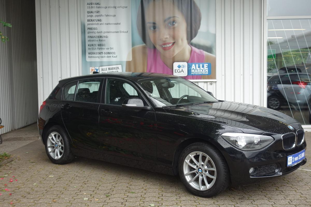 BMW 116 i *ALU ORIG. BMW*SITZHEIZUNG*KLIMA*EINPARKHILFE*