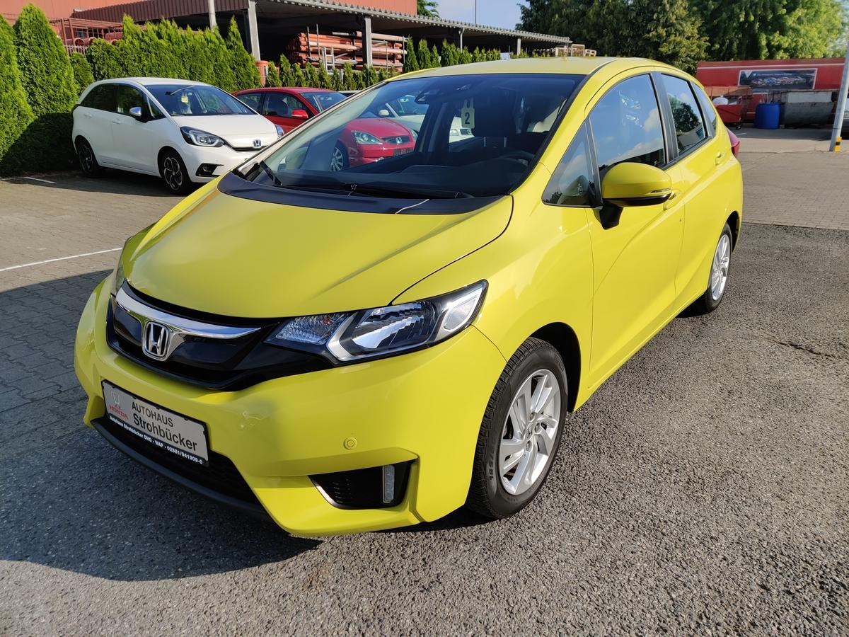 Honda Jazz 1.3 i-VTEC Comfort Standheizung