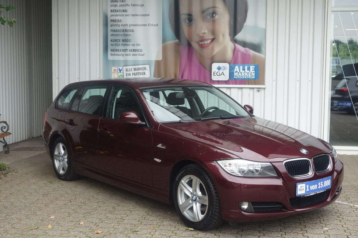 BMW 318i TOURING*PDC*HIFI-SYST*TEMPOMAT*MFL*KLIMAAUTOMATIK
