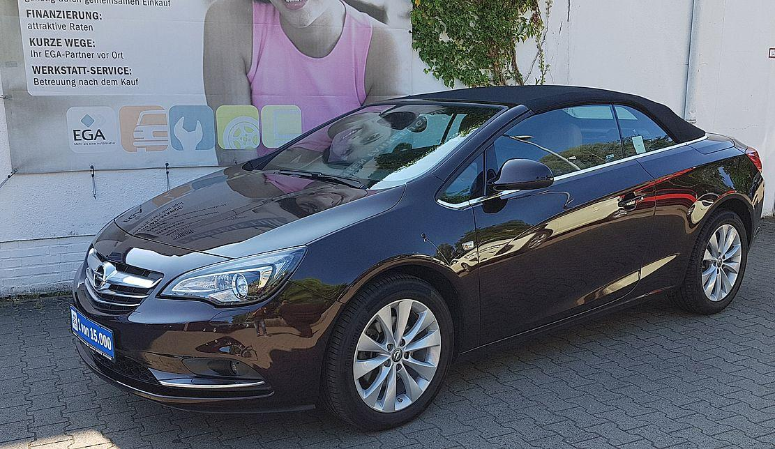 Opel Cascada Innovation 1.6 i Turbo Navi*Leder*Bi-Xenon
