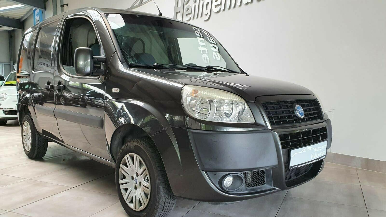FIAT Doblo Cargo SX Natural Power