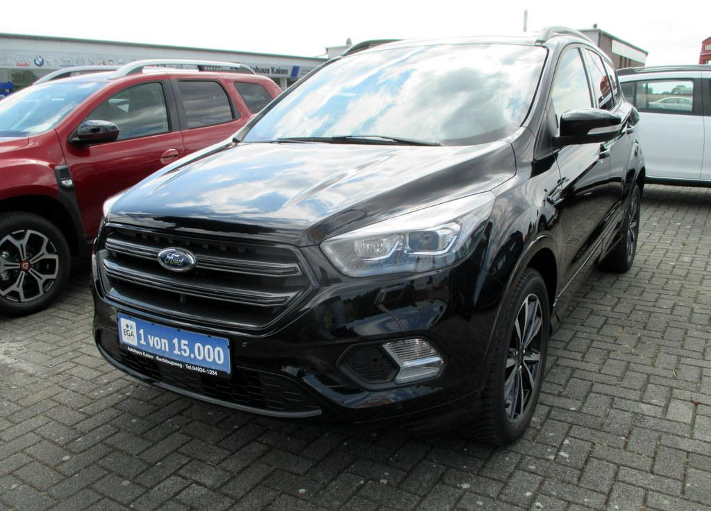 Ford Kuga 1.5 150PS EcoBoost ST-Line Frontscheibe beheizb. Klimaautomatik Navi