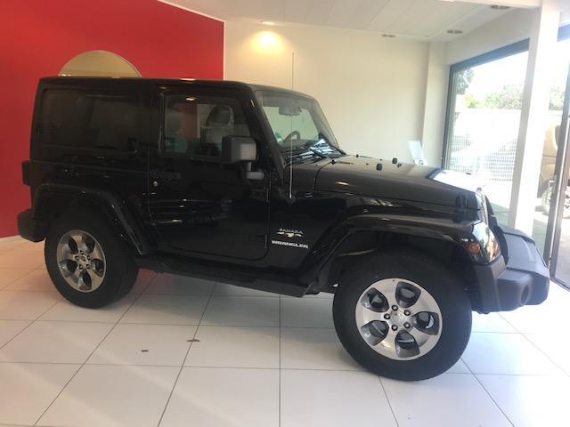 Jeep Wrangler Sahara Sport