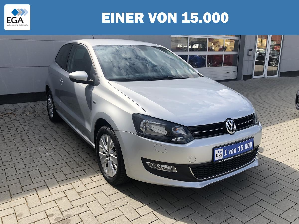 Volkswagen Polo 1.2 Life*Tempomat*Klima*PDC*Sitzhzg*8-fach Bereifung*