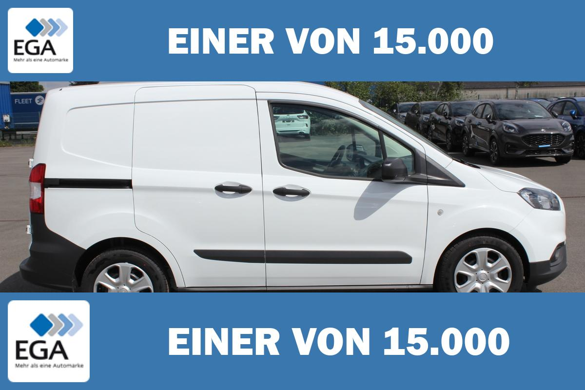 Ford Transit Courier Trend 1,0 EcoB.100PS / FGS 5 Jahre + FSBH