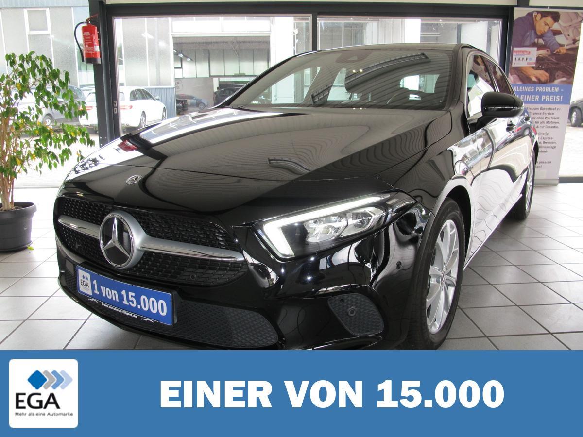 Mercedes-Benz A 200 Progressive,7G-DC,MBUX Display digital,LED,PTS