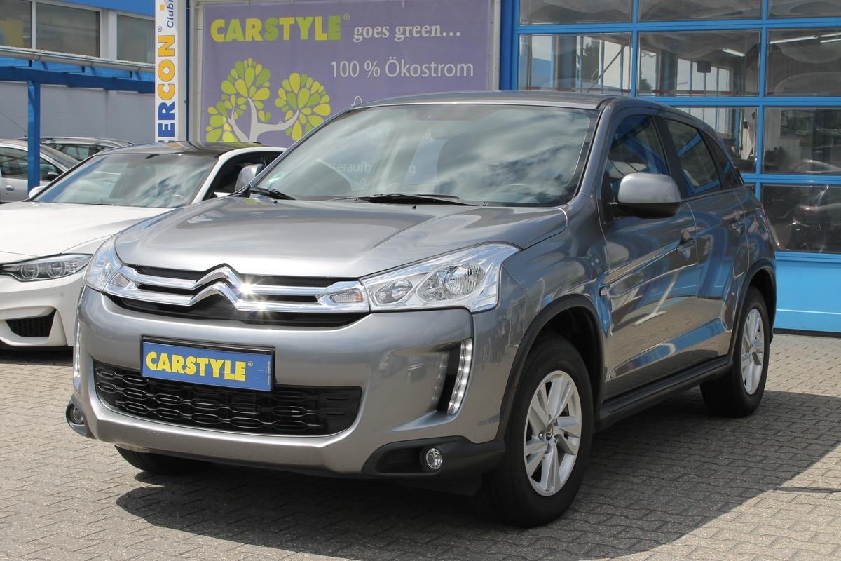Citroën C4 Aircross Exclusive 4WD 1.8 HDI SHZ