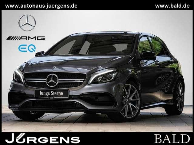 Mercedes-Benz A 45 AMG 4M Navi/LED/Kamera/Memory/Totw/Night