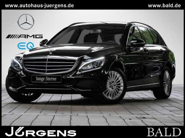 Mercedes-Benz C 180 T Exclusive/Navi/LED/Park-Assist/SHZ/17'