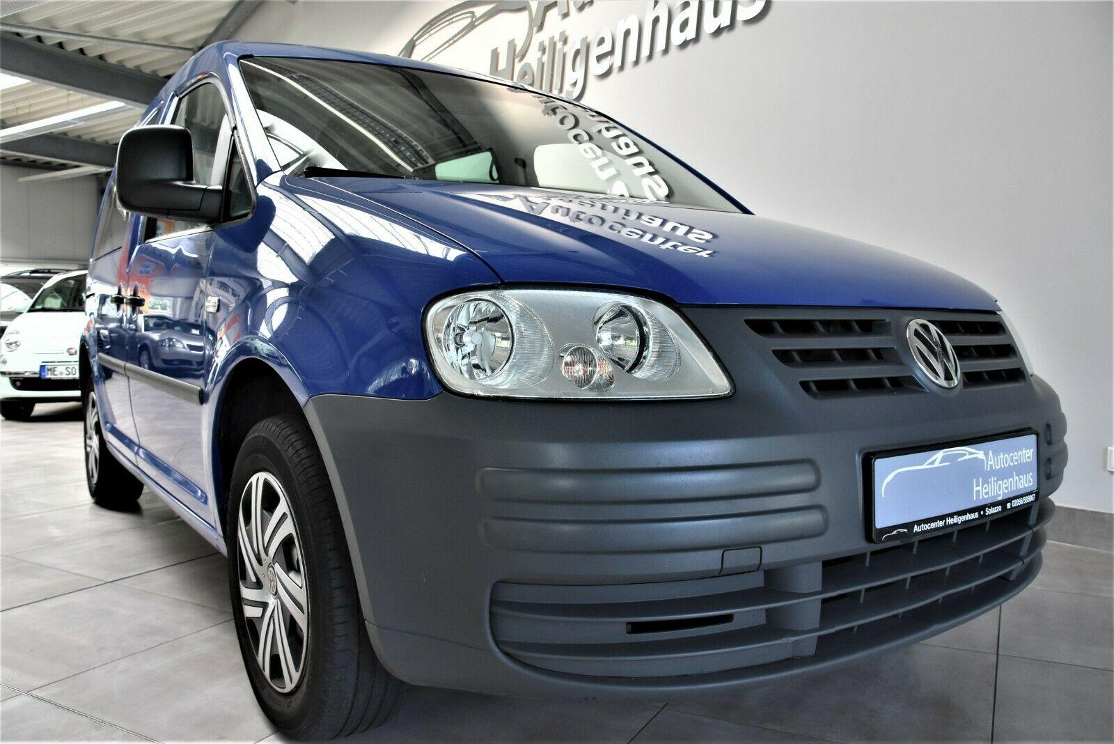 VW Caddy 1.6 Kombi Klima CD Radio Allwetterreifen