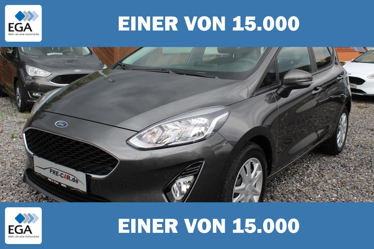 Ford Fiesta Cool+Connect Winterpaket/PDC 100PS