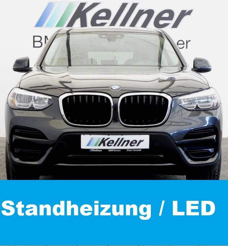 BMW X3 xDrive 30d, Standheizung,Sportsitze,18 Zoll, LED