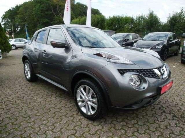Nissan Juke N-Connecta 1.2 DIG-T, AAC,Navi,Aruond-View