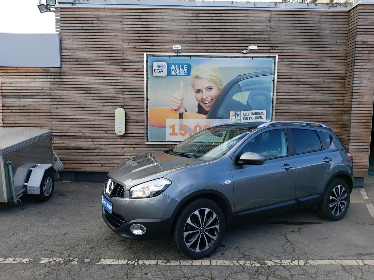 Nissan Qashqai I WAY2,0 140 PS