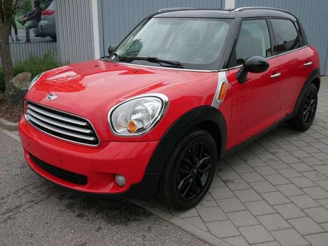 MINI Cooper D Countryman 1.6 PEPPER * WIRED-PAKET * NAV