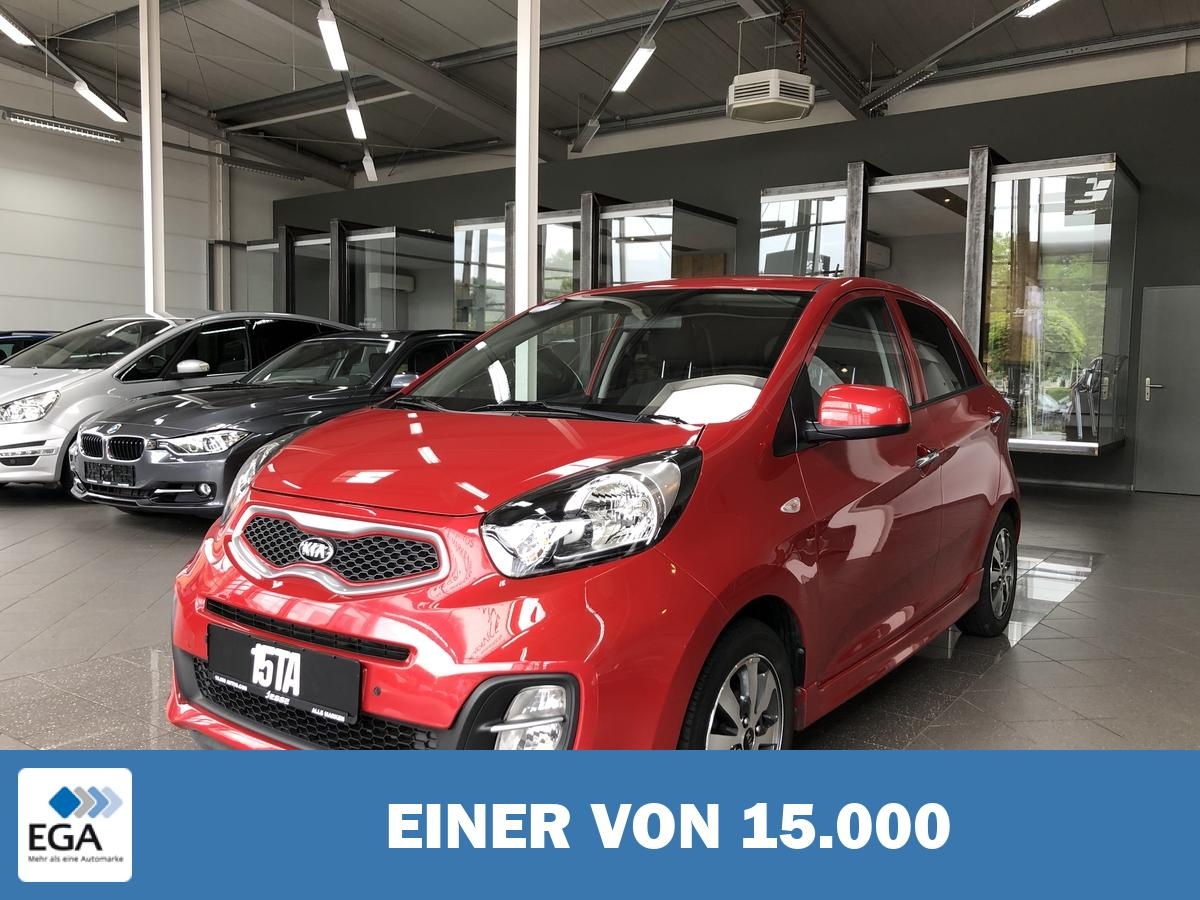 Kia Picanto  1.0 Dream Team SHZ PDC