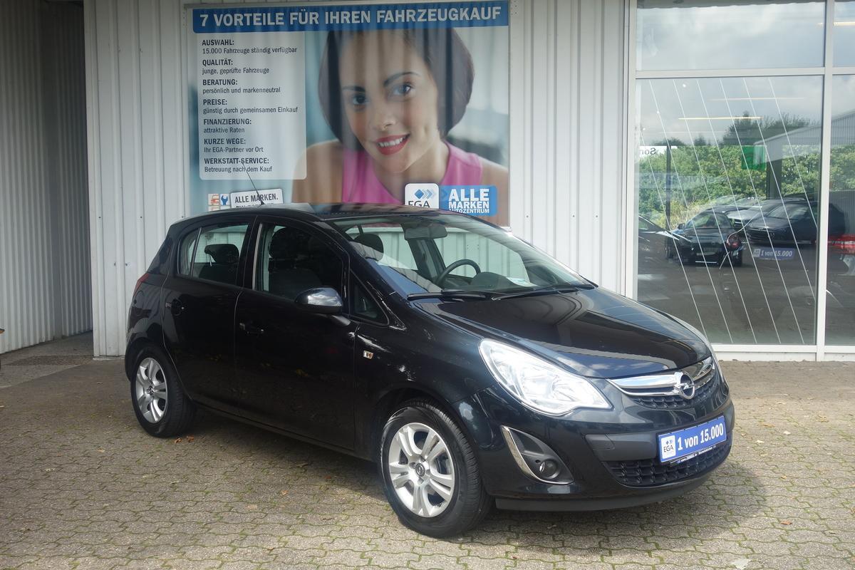 Opel Corsa D Active *1.HD*KLIMA*5-TÜRER*AUX*TEMPOMAT*