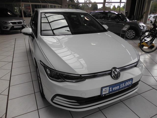 Volkswagen Golf VIII 1.5 TSI Life,Digit. Cockbit, ACC, Voll LED