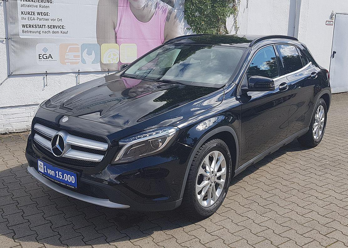 Mercedes-Benz GLA 200 Standheizung*Xenon*Navi*Sitzhzg
