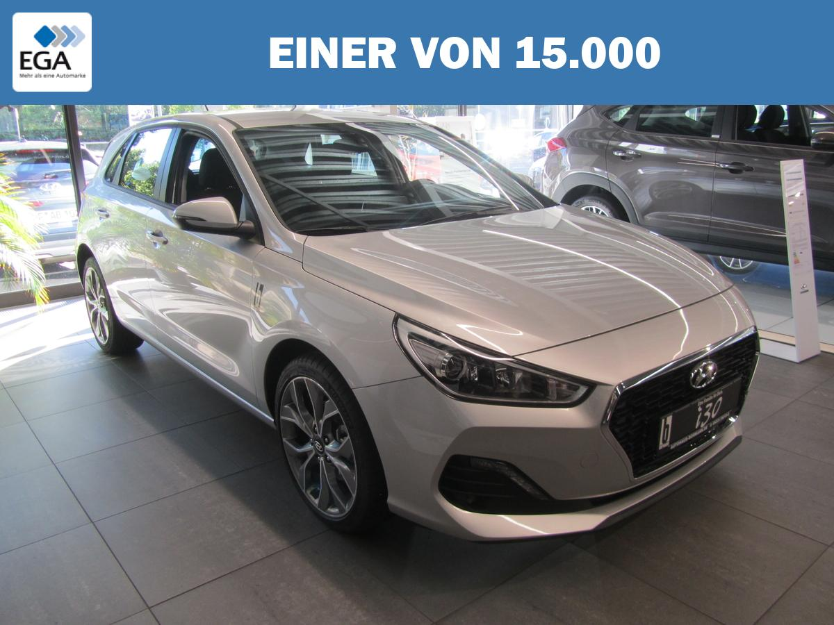 Hyundai i30 (MJ20) 1.6 CRDi 95 PS M/T Select Funktionspaket