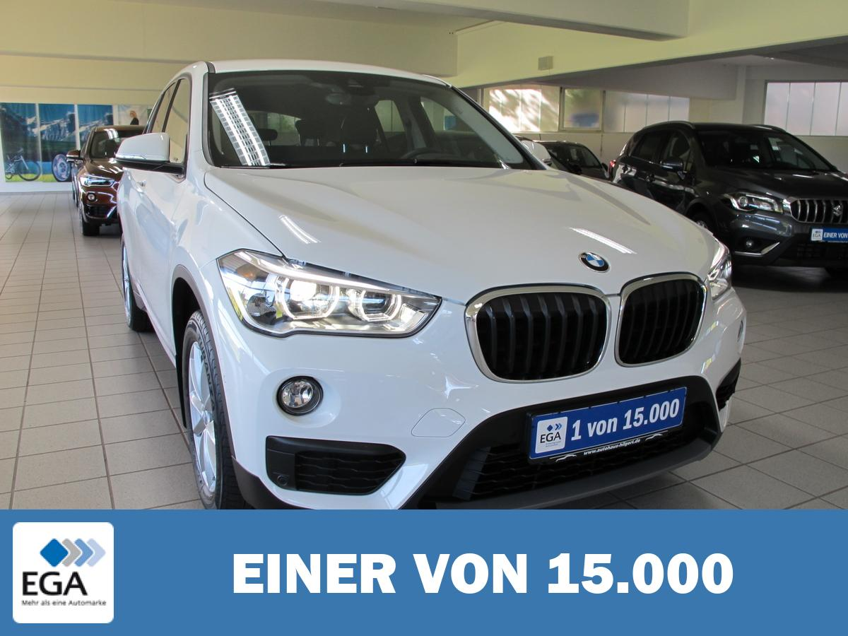 BMW X1xdrive 20dA ,LED,PDC,1. Hand
