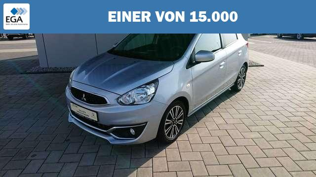 Mitsubishi Space Star 1.2 Clear Tec CVT Edition 100+