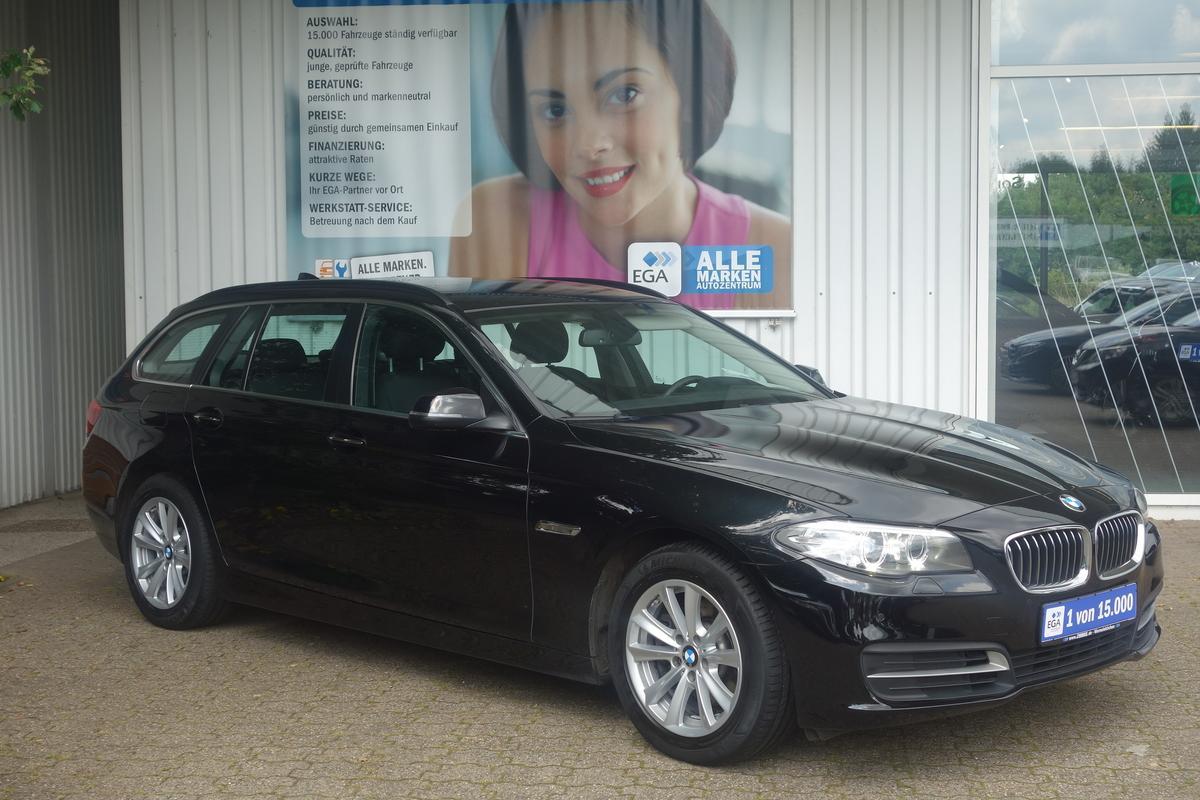 BMW 520d Touring *1.HD*AHK*BI-XENON*NAVI*SHZ*TEMPOMAT*
