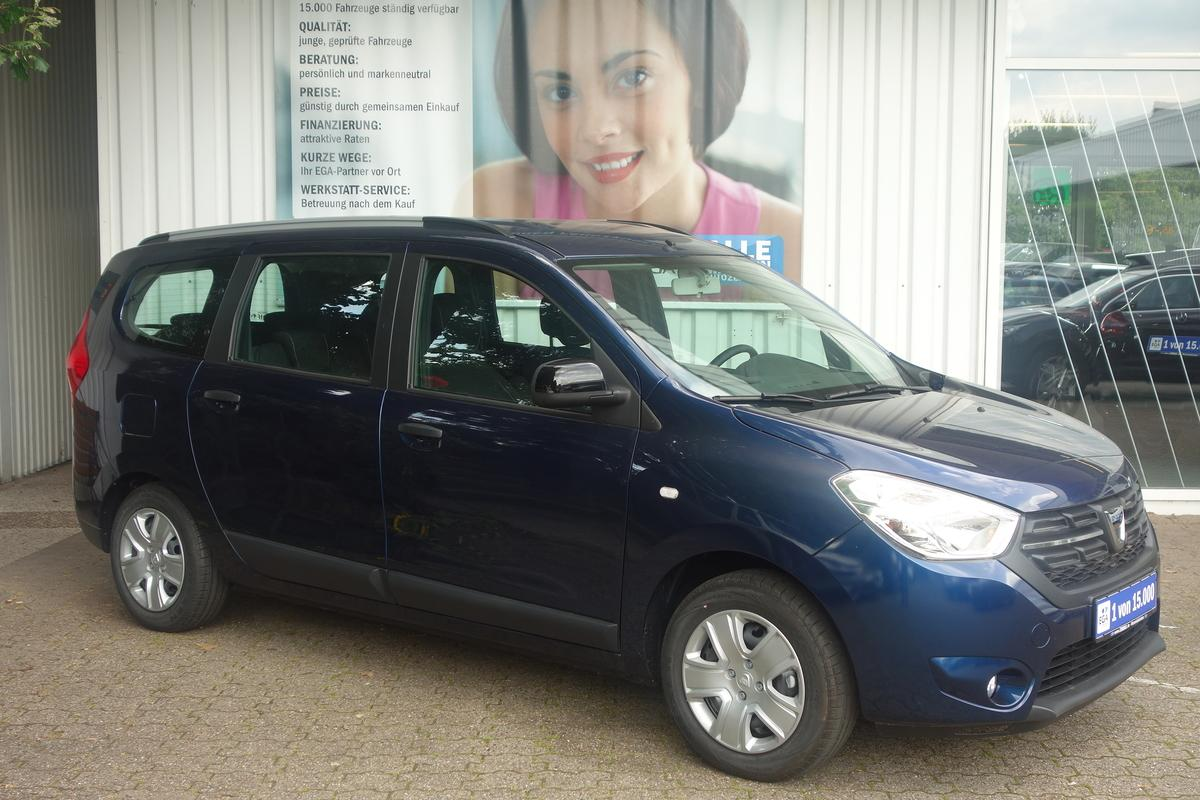 Dacia Lodgy TCe 130 LAUREATE KLIMA*BTH*RADIO*7 SITZER