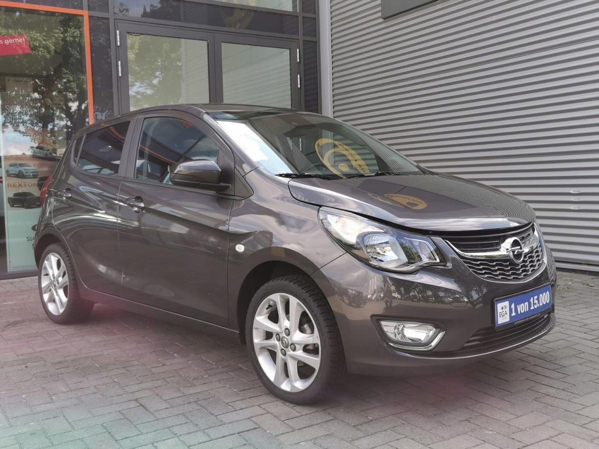 Opel Karl 1,0 Exklusiv,1Hand,Leder,Klima