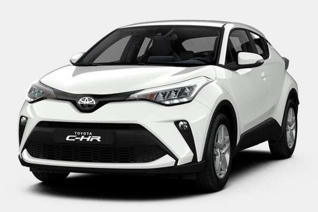Toyota C-HR C-HR 1.2 Turbo Flow, Neues Modell 2020