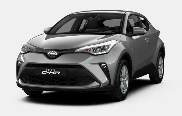 Toyota C-HR 1.2 Turbo Flow, Neues Modell 2020