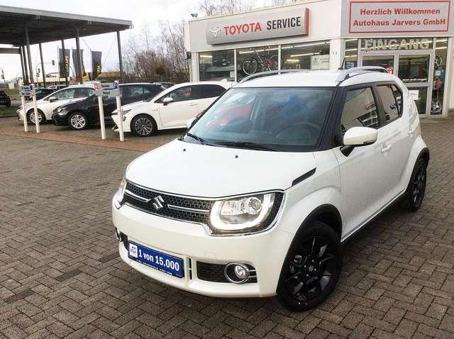 Suzuki Ignis (SHVS) Hybrid Comfort+ *Autoklima*LED*Cam*