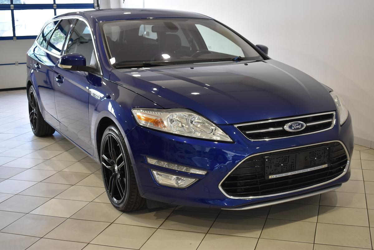 Ford Mondeo Tournier 2.0TDCi BUSINESS LEDER NAVI