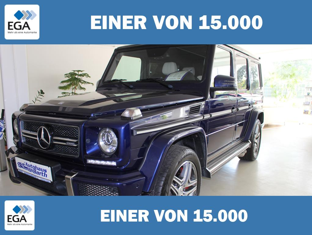 Mercedes-Benz G 63 AMG * VOLL* Driver Pack * Rear Entertai. * Standheizung