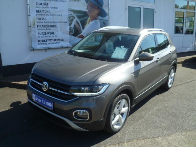 Volkswagen T-Cross TSI Style*PDC*LED*Sitzheizung*Bluetooth*Nebel