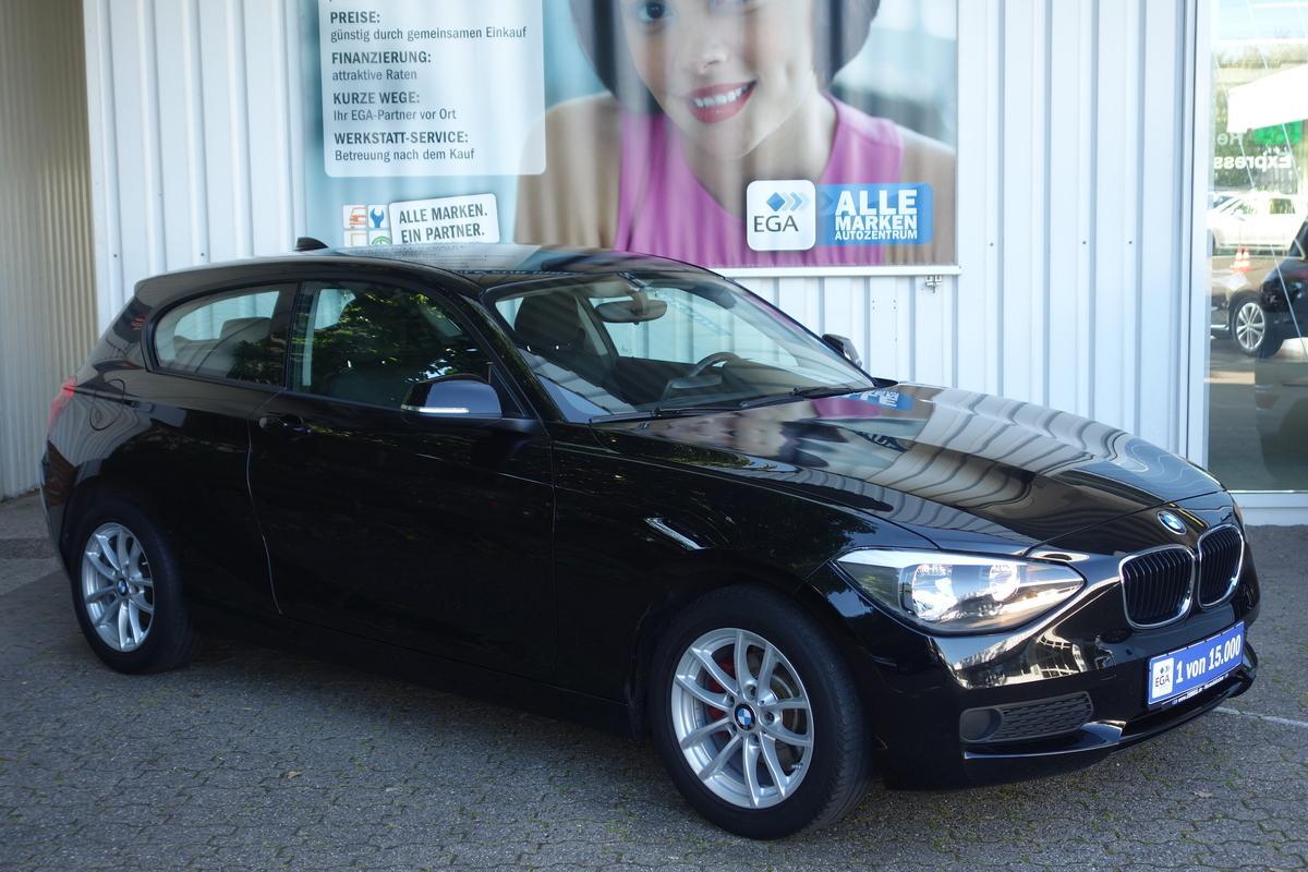 BMW 114i Advantage *SHZ*ALU*EINPARKHILFE*BLUETOOTH*