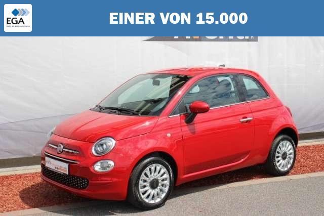 Fiat 500 1.2 8V Lounge *UConnect*Bluetooth*Tempomat*