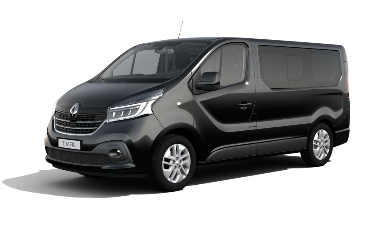 Renault Trafic ENERGY dCi 170 EDC Grand Combi Spaceclass