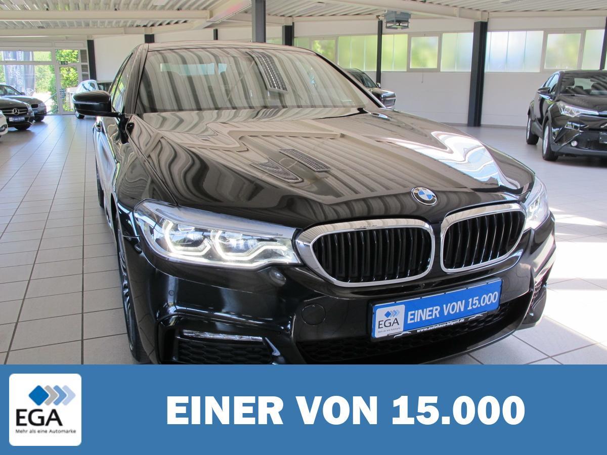BMW 540i M Sport Paket * Komfort Sitze* Leder Exklusiv*
