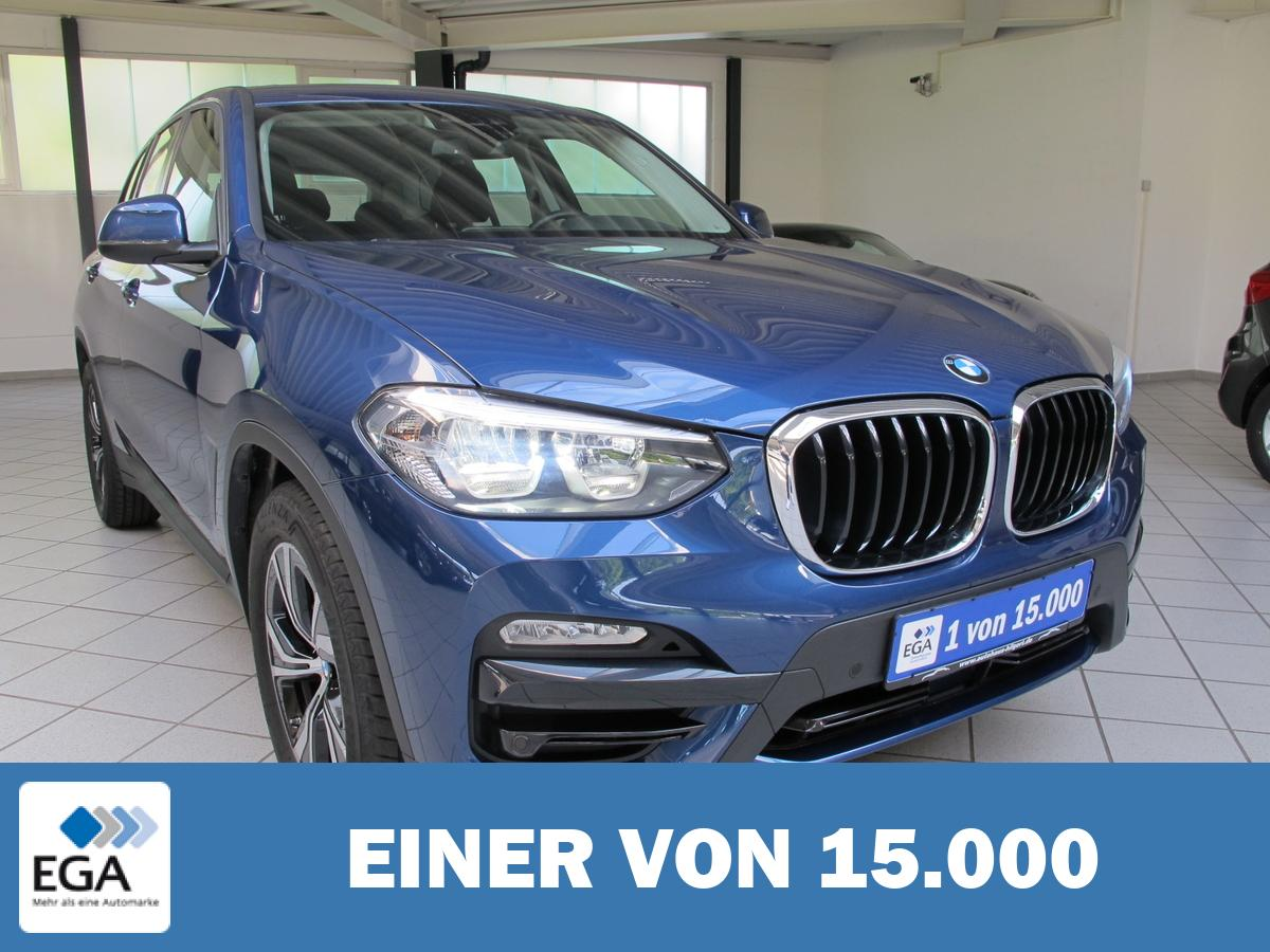 BMW X3xDrive20d *AHK*Panorama-Schiebedach