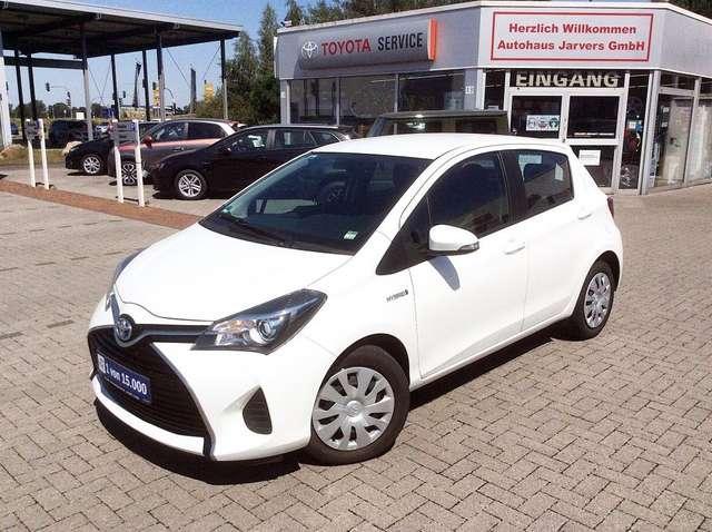 Toyota Yaris Yaris Hybrid 1.5 VVT-i Comfort*Klimaautomatik*