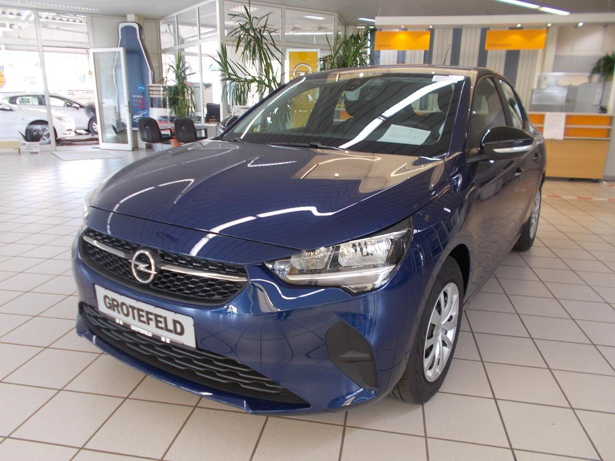 Opel Corsa F Edition