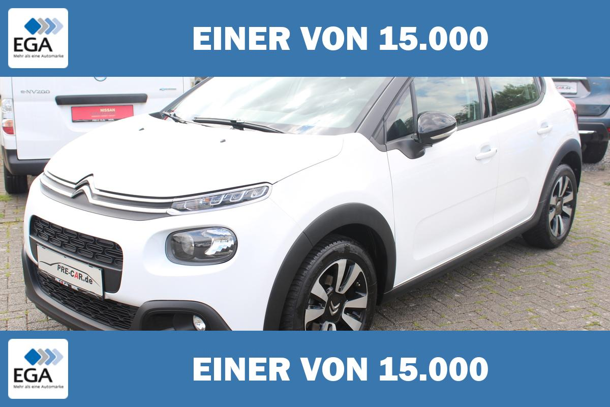 Citroën C3 1,2 Automatik Pure Tech 110 Shine