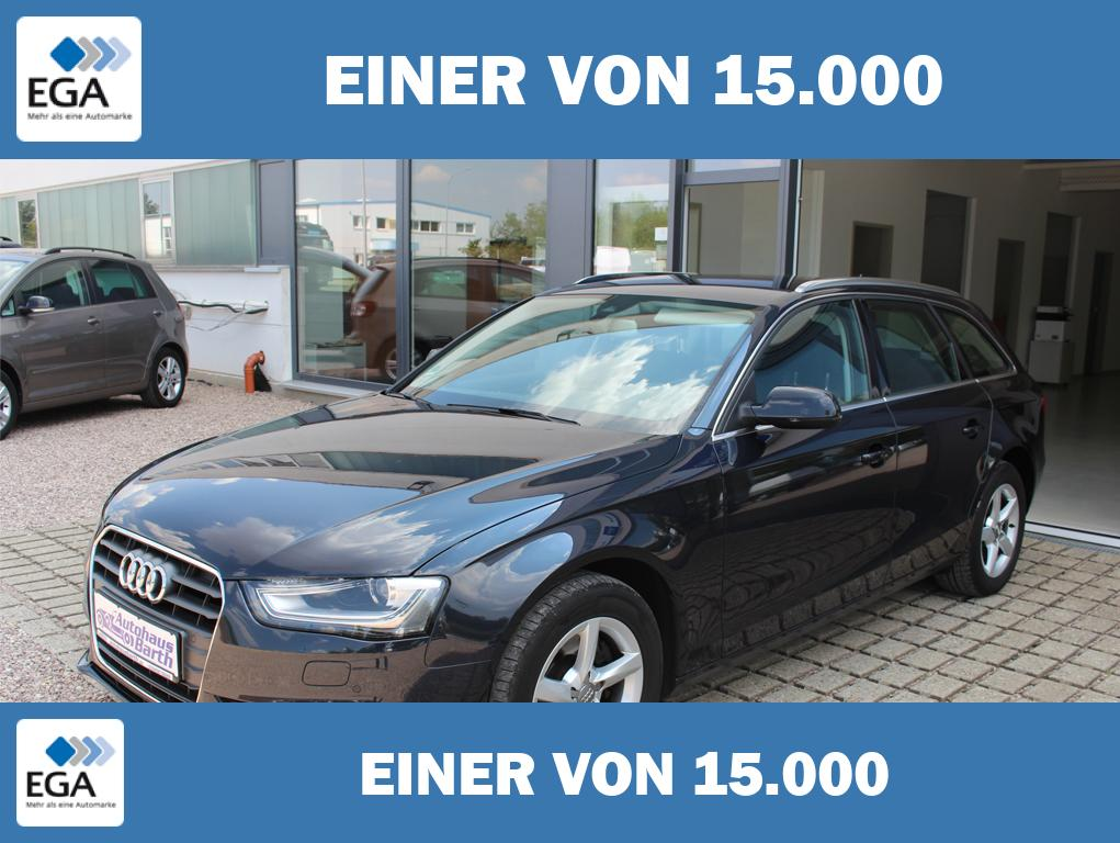 Audi A4 * Xenon * Navigation * Multitronic * Sound System *