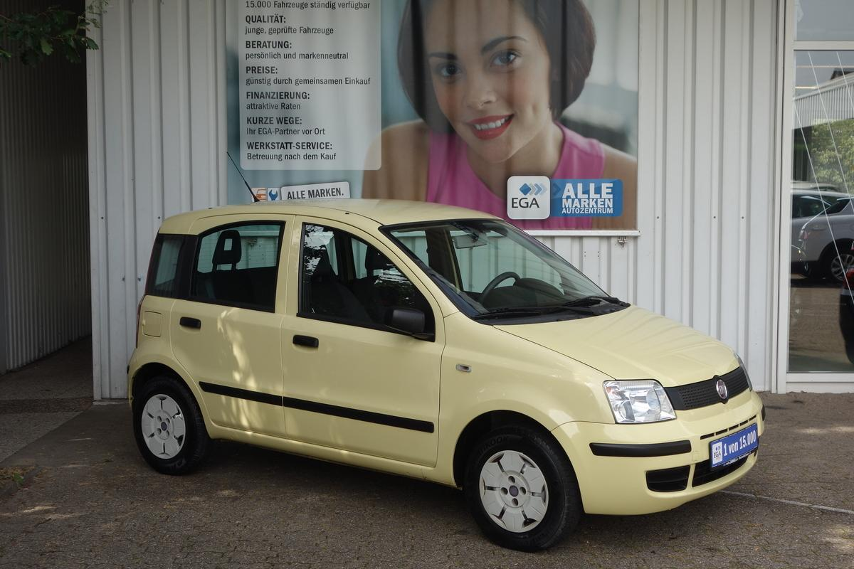 Fiat Panda 1,1i *SERVO*EL.FH*RADIO*AUX*ZV.FB*